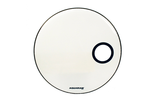 Aquarian - SMPTCC28W Small Offset White - 28
