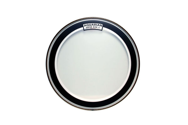 Aquarian - SKII18 Clear Double Ply - 18''