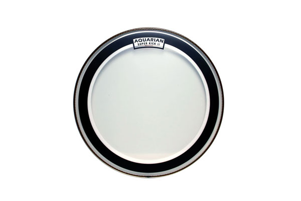 Aquarian - SKII26 Clear Double Ply - 26