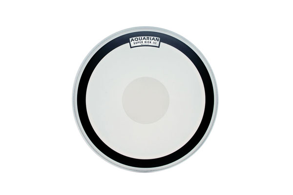 Aquarian - SKIII26 Single Ply w/Power Dot - 26