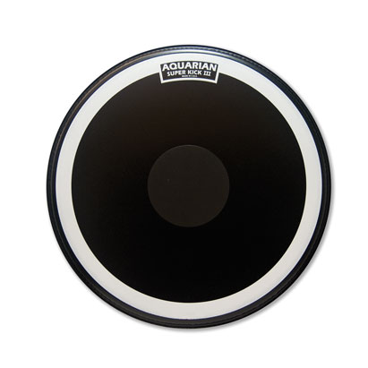 SKIII24BK Single Ply w/Power Dot - 24'' Black