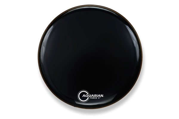 Aquarian - FR24BK Full Force Resonant Black - 24