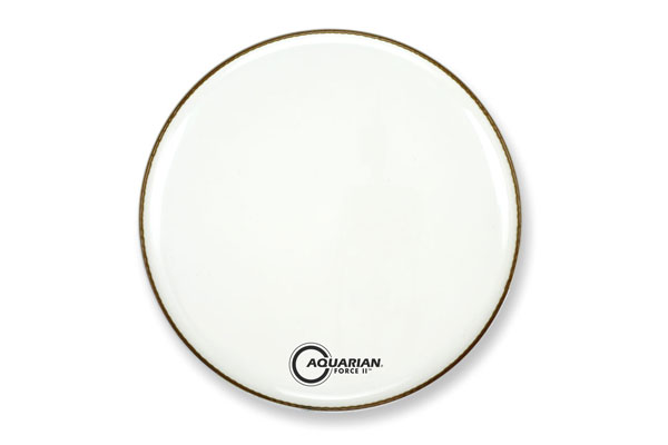 Aquarian - FR18W Full Force Resonant White - 18