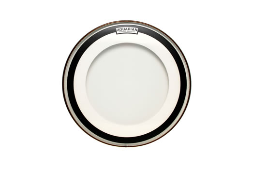 Aquarian - IMPI18 Clear Single Ply - 18