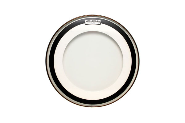 Aquarian - IMPI24 Clear Single Ply - 24