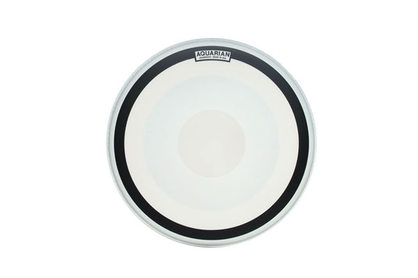 Aquarian - IMPIII22 Coated w/Power Dot Single Ply - 22