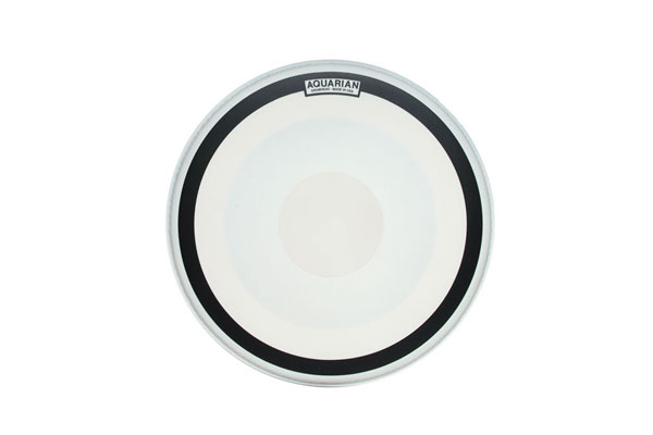 Aquarian - IMPIII24 Coated w/Power Dot Single Ply - 24
