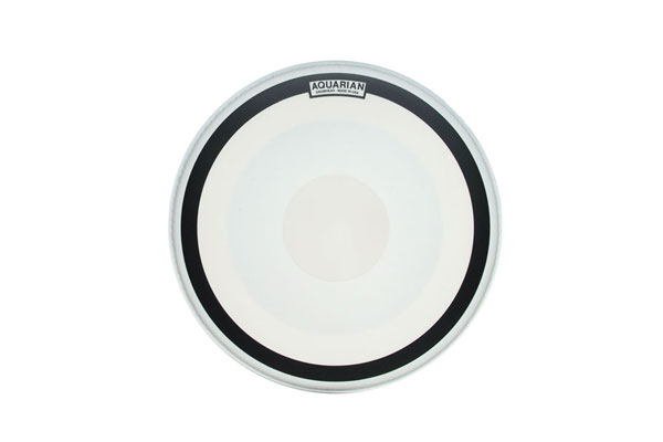 Aquarian - IMPIII26 Coated w/Power Dot Single Ply - 26