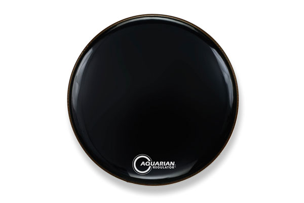 Aquarian - RF20BK Regulator No-Hole Black - 20