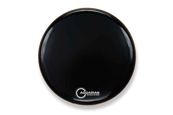 Aquarian - RF22BK Regulator No-Hole Black - 22