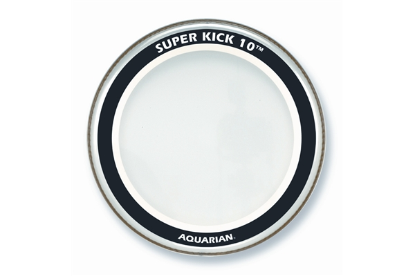 Aquarian - SK10-22 Super Kick 10 Clear - 22''