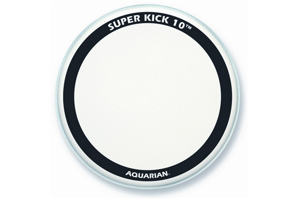 Aquarian - TCSK10-18 Super Kick 10 Coated - 18''
