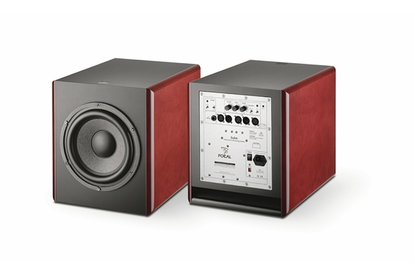 Focal - SUB6 ANALOG AND ACTIVE SUBWOOFER