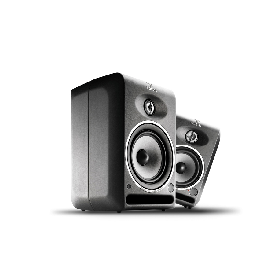CMS 50 ANALOG AND ATIVE SPEAKER