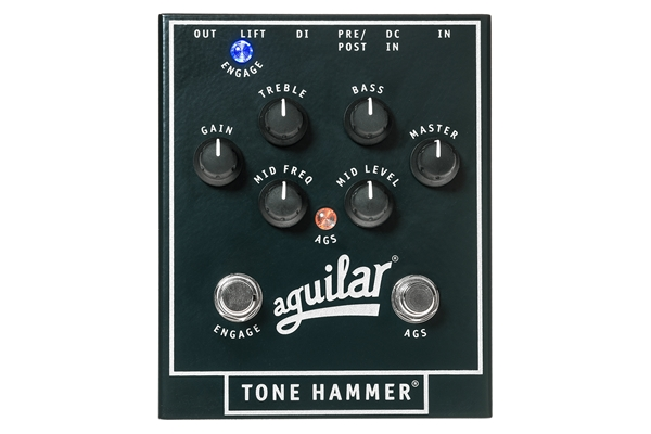 Aguilar - Tone Hammer Preamp