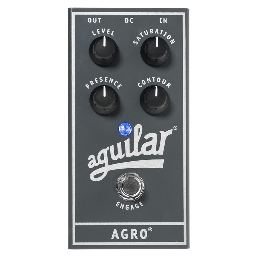 Agro Overdrive Pedal