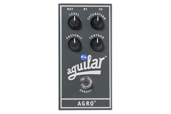 Aguilar - Agro Overdrive Pedal