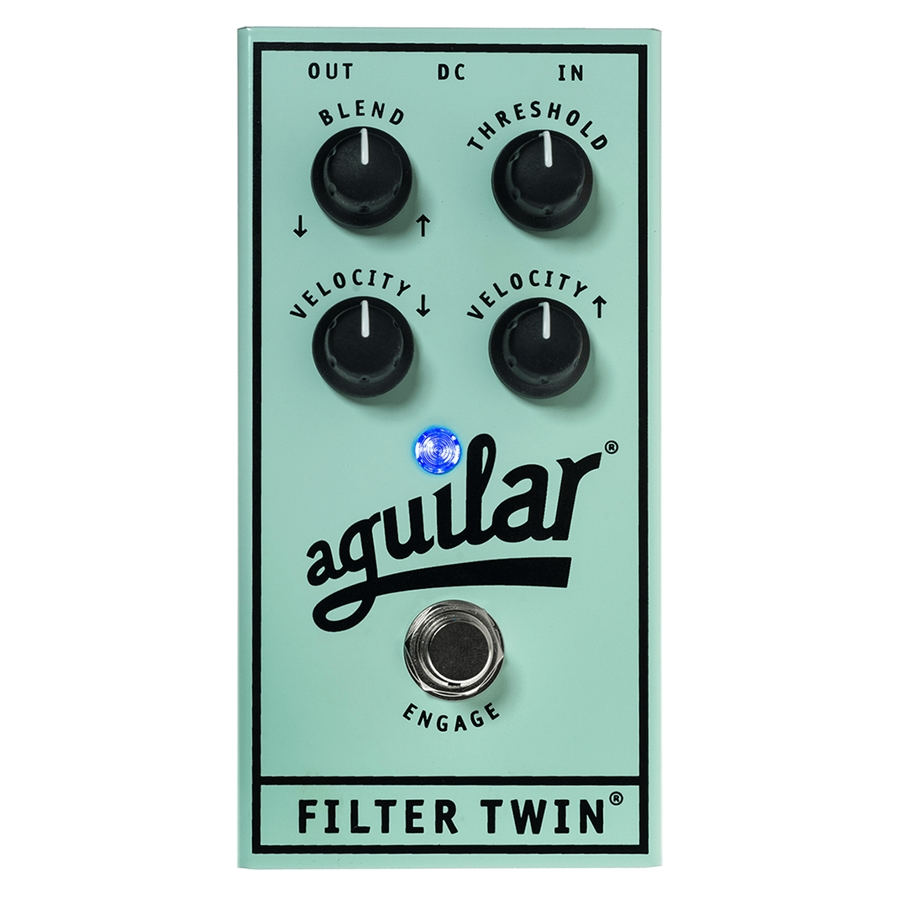 Filter Twin Dual Envelope Filter Pedal