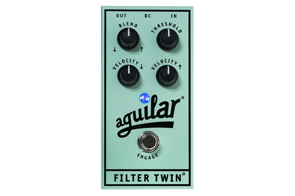 Aguilar - Filter Twin Dual Envelope Filter Pedal