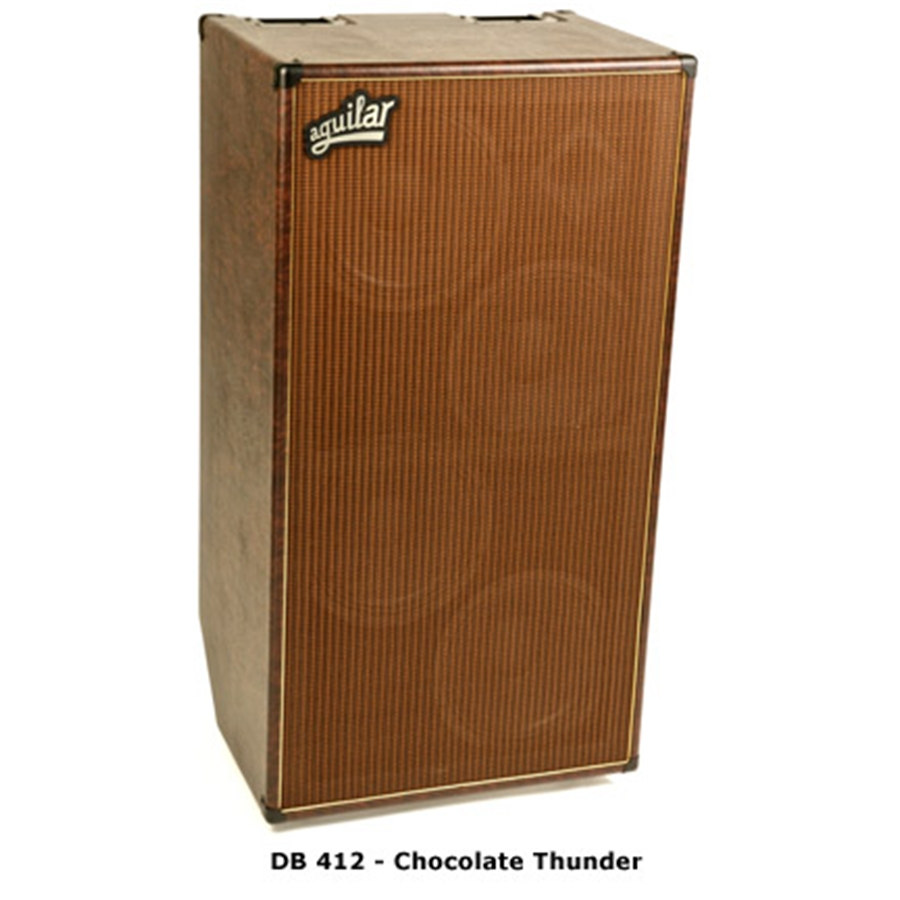 DB 412 - 4 ohm - chocolate thunder