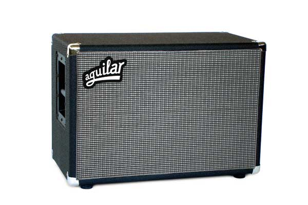 Aguilar - DB 210 - 4 ohm - black