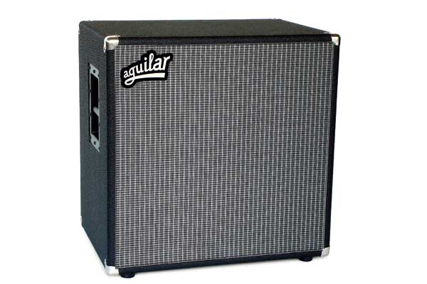 Aguilar - DB 410 - 8 ohm - black