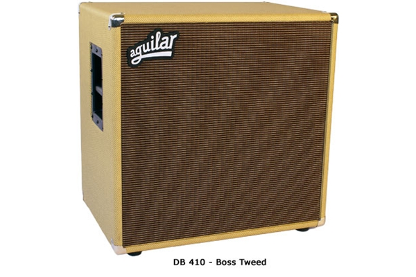Aguilar - DB 410 - 8 ohm - boss tweed