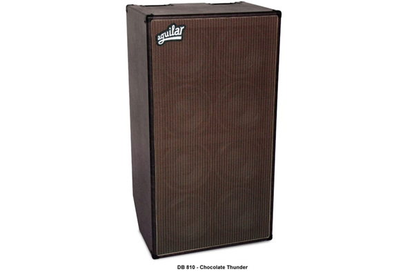 Aguilar - DB 810 - 4 ohm - chocolate thunder