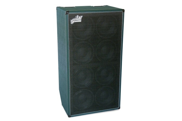 Aguilar - DB 810 - 4 ohm - monster green
