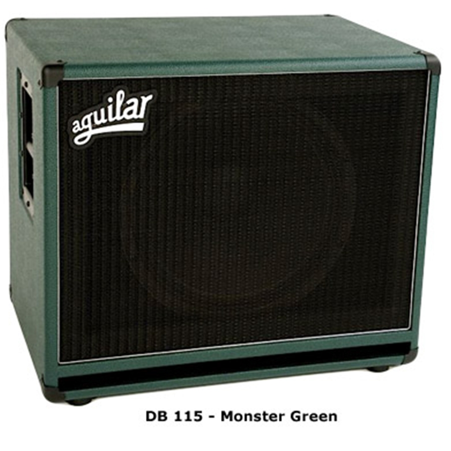 DB 115 - 8 ohm - monster green