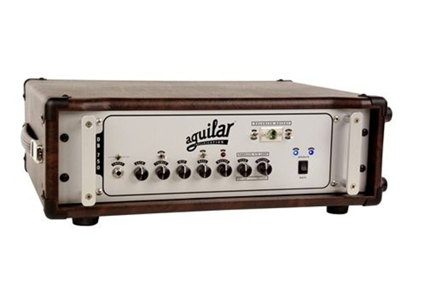 Aguilar - DB 751 - chocolate thunder case