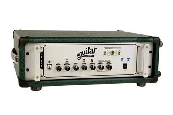 Aguilar - DB 751 - monster green case