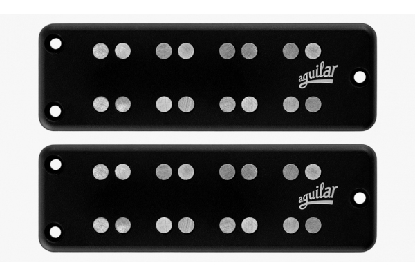 Aguilar - 4SD-D1 - Super Double Soapbar 4 Corde