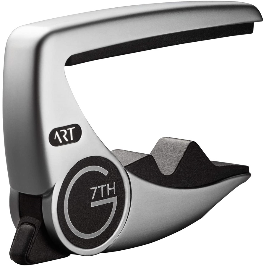 Performance 3 ART 6 String Silver Capo