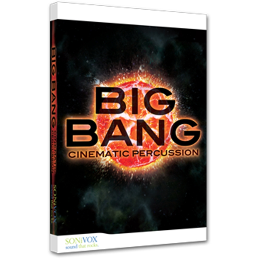 Big Bang - Cinematic Percussion