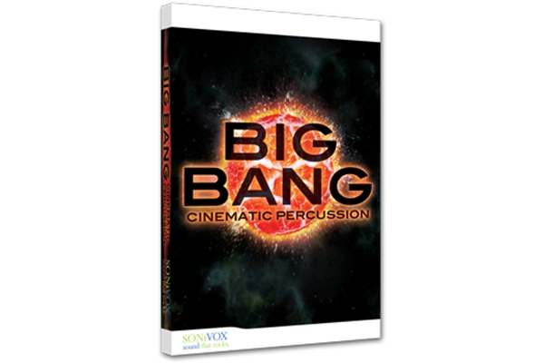 Sonivox - Big Bang - Cinematic Percussion
