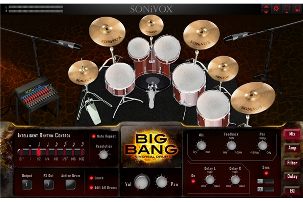 Sonivox - Big Bang - Universal Drums