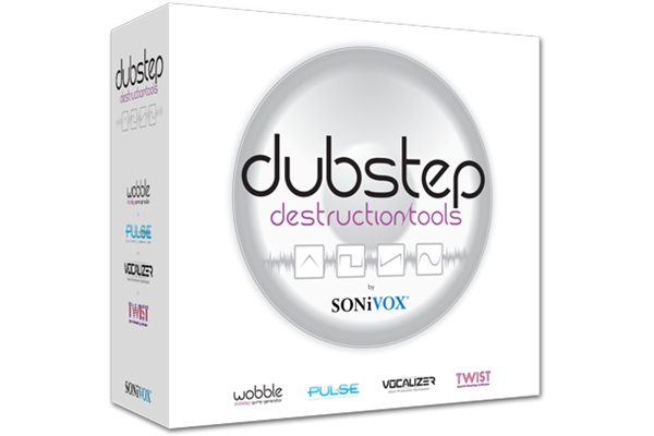 Sonivox - Dubstep Destruction Tools