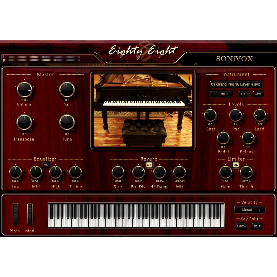 Eighty Eight - Grand Piano