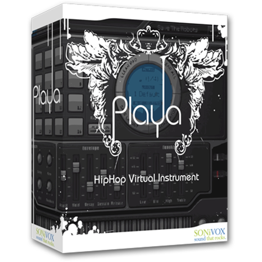 Playa - Hip Hop Virtual Instrument