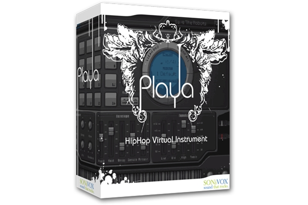 Sonivox - Playa - Hip Hop Virtual Instrument