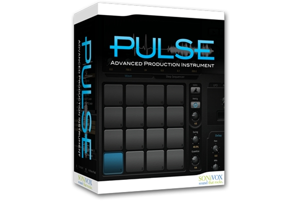 Sonivox - Pulse - Advanced Production Instru
