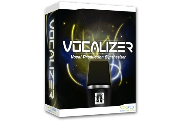 Sonivox - Vocalizer - Vocal Production Synth