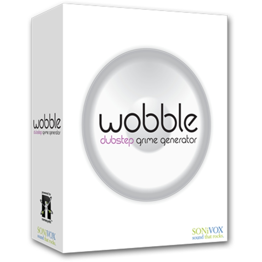 Wobble - Dubstep Grime Generator