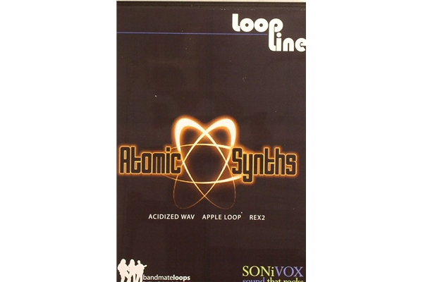 Sonivox - Atomic Synths Dance Synths