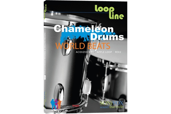Sonivox - Chameleon Drums 2 World Beats