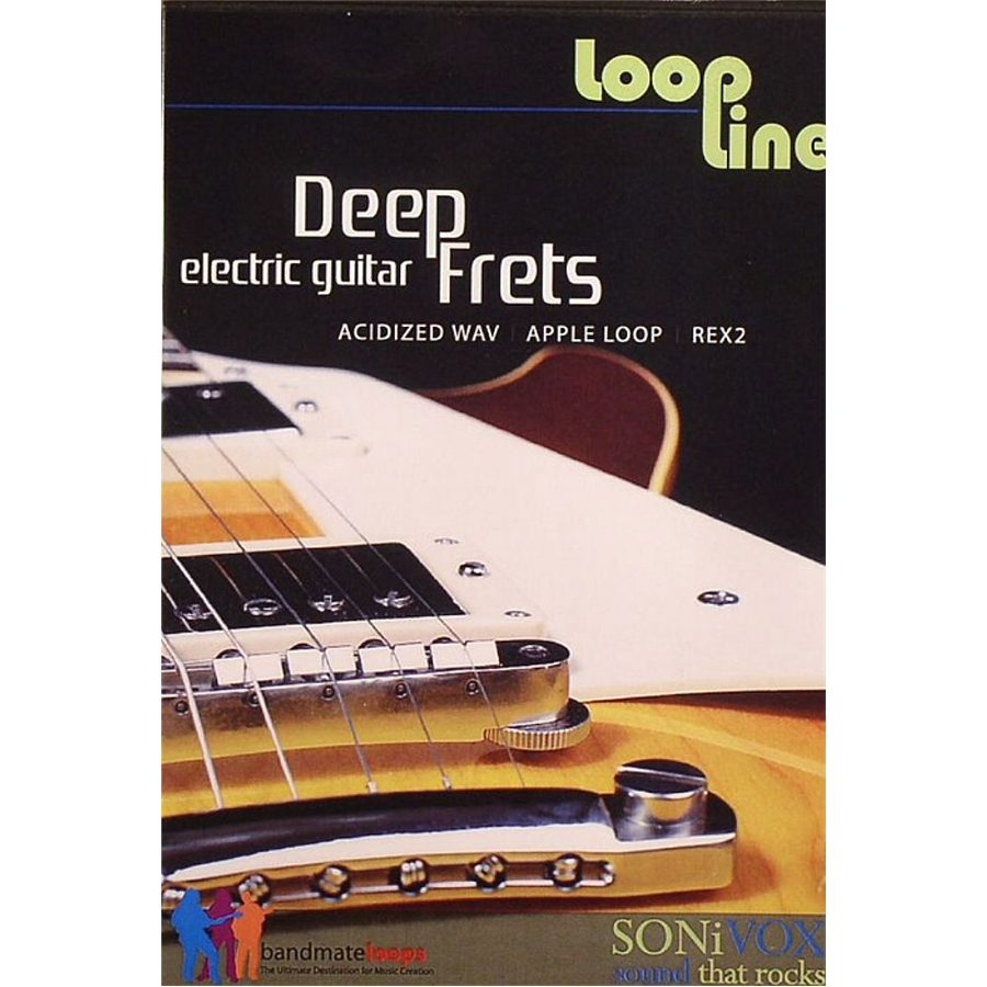 Deep Frets Electric Guitar