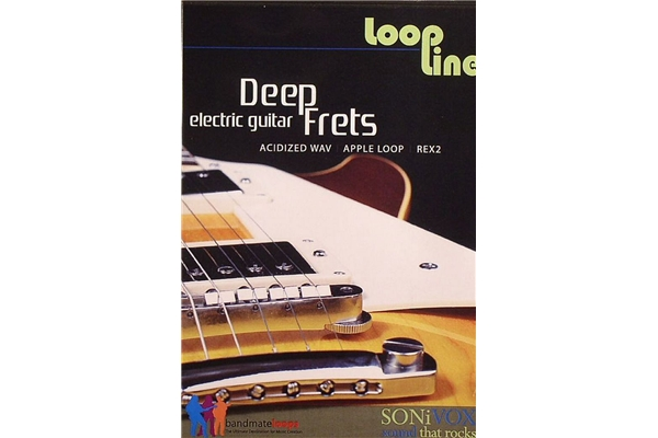 Sonivox - Deep Frets Electric Guitar
