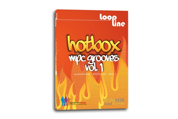 Sonivox - Hotbox Vol 1 MPC Grooves