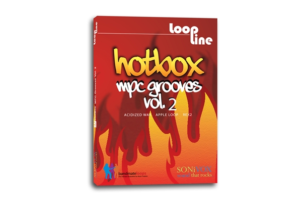 Sonivox - Hotbox Vol 2 MPC Grooves